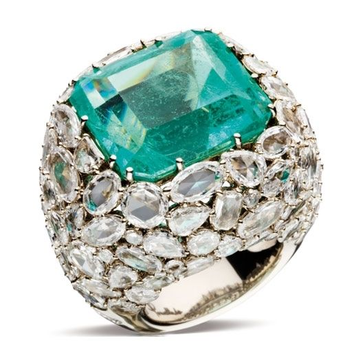 POMELLATOS POM POM COLLECTION JEWELRY | of a kind pomellato limited edition ring from the pom pom collection ...