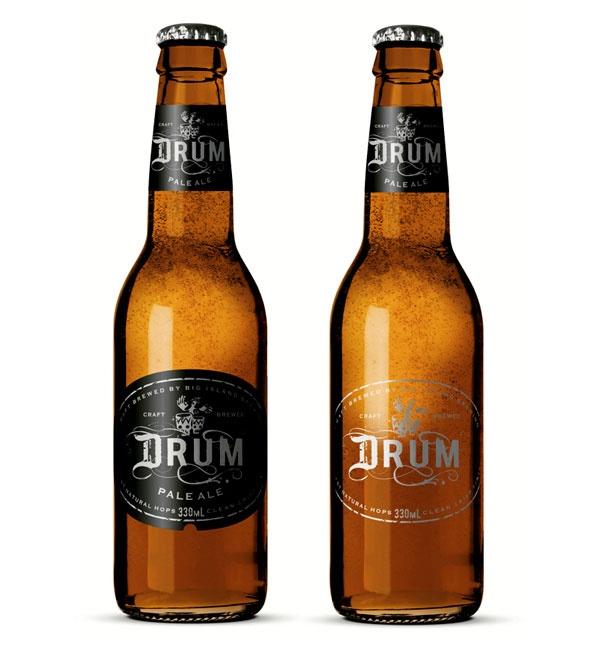 Drum. #beer #beverage #packaging