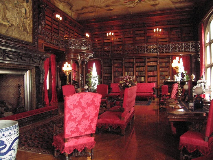 The Library At The Biltmore Asheville NC