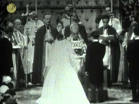 Princess Margaret marries Anthony Armstrong in the first televised royal wedding.