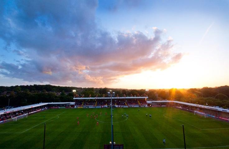 Broadfield Stadium, Crawley Town FC