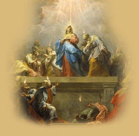 """Pentecostés ___Der Heilige Geist gibt uns die Fähigkeit überzeugend über geistliche Dinge zu reden. Die Bibel sagt in Apostelgeschichte 1, 8: """"Aber ihr werdet die Kraft des Heiligen Geistes empfangen, der auf euch kommen wird, und werdet meine Zeugen sein in Jerusalem und in ganz Judäa und Samarien und bis an das Ende der Erde."""""""