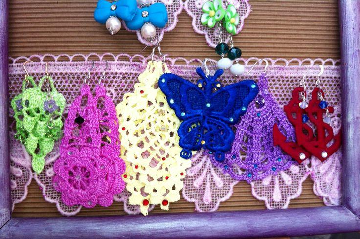 Crochet Bijoux Handmade