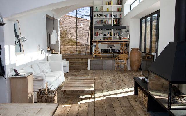 Méchant Studio Blog: open space in Barcelona