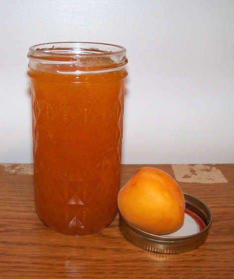 Apricot Butter Recipe | sweet treats | Pinterest