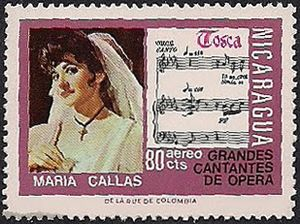 Stamps on music