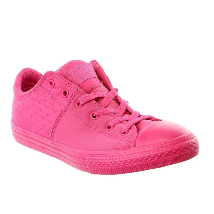 CONVERSE Chuck Taylor Madison Ox Kids   Pink / Pink / Pink (653282F)