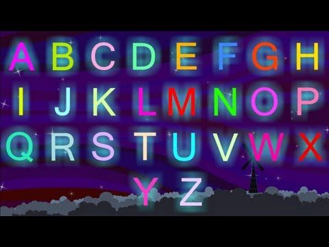 ▶ Alphabet Song - YouTube