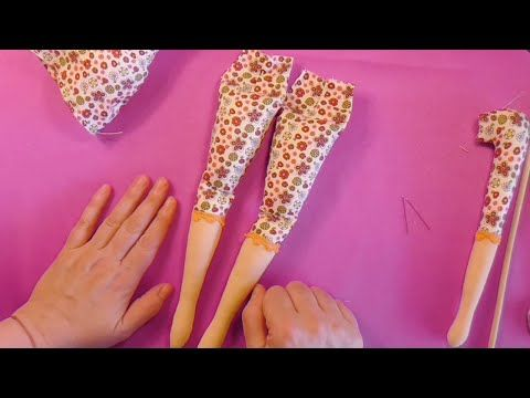 muñeca tilda 2/5, manualilolis, video-98 - YouTube