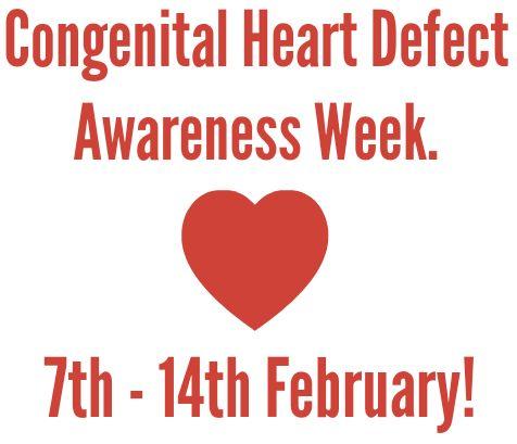 Northumberland Mam: Congenital Heart Defect Awareness Week! #CHD