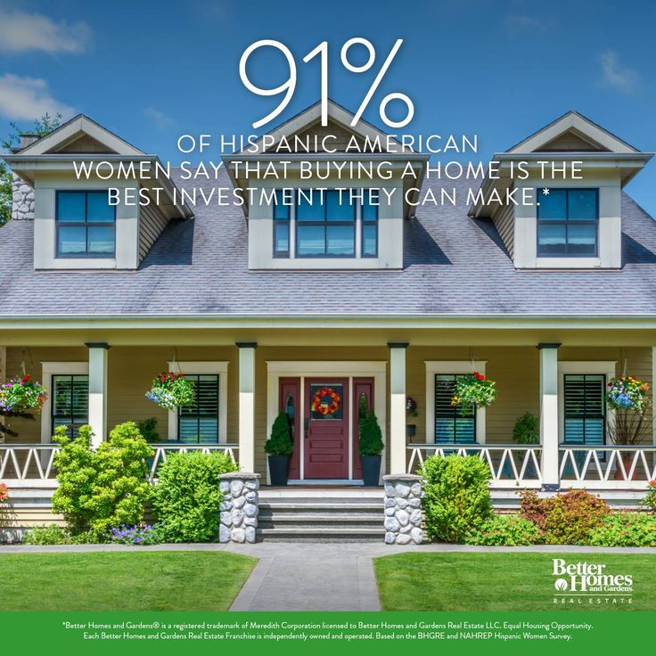 Better Homes And Gardens Real Estate And NAHREP Survey Finds Hispanic Women  Are Taking Charge Among The Fastest Growing Homebuying Demographic