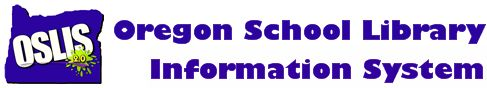 Oregon School Library Information System APA formating