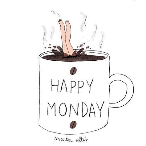 Happy monday / Marta Altés