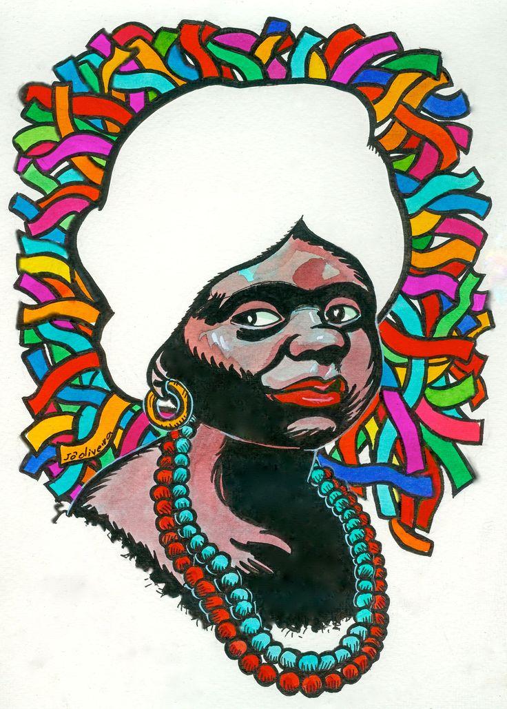 TIA  CIATA  -A Rainha do Samba