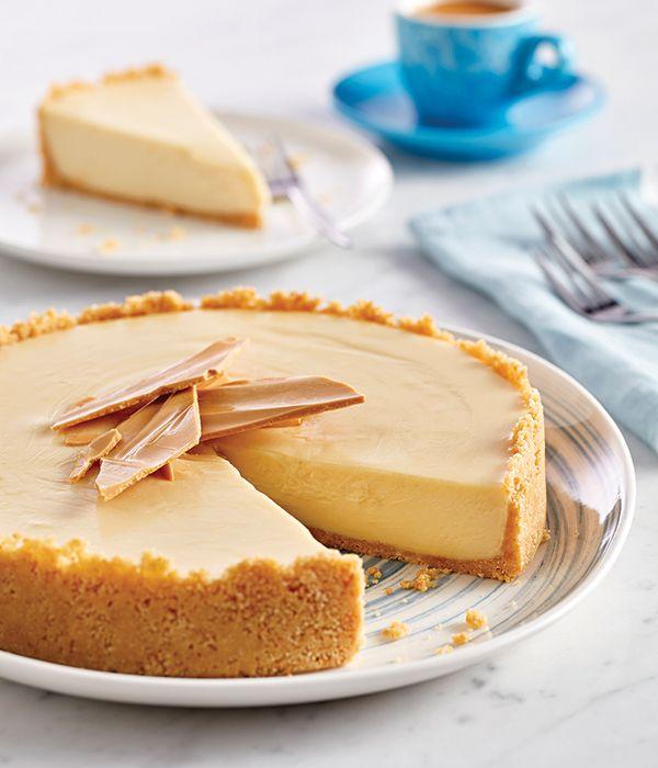 Caramilk Cheesecake New World In 2020 Sweet Recipes Desserts Cheesecake Recipes Cream Cheese Recipes