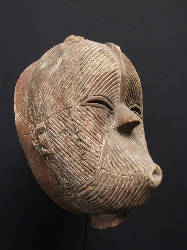 African Songye Kifwebe mask from the Democratic Republic of Congo (tribal eye gallery)