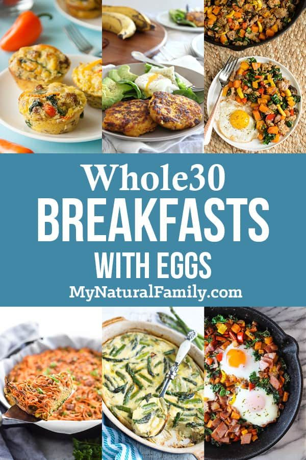 The Best Whole 30 Breakfast Recipes My Natural Family Whole 30 Breakfast Beef Recipes Easy Beef Recipes