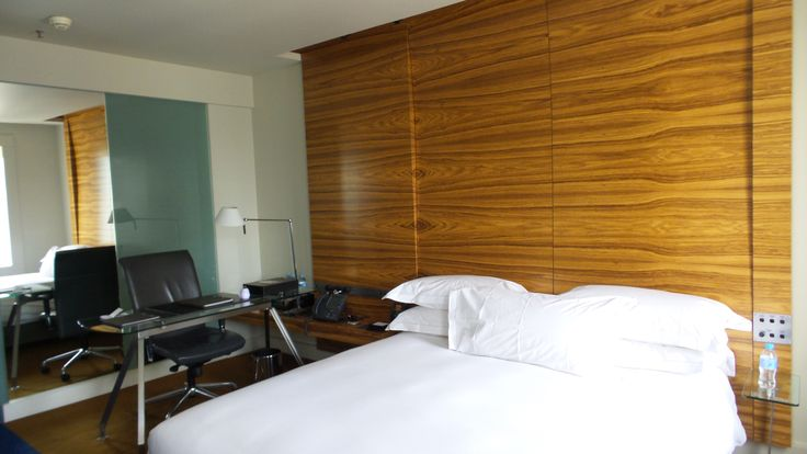Executive Room at the Hilton Sydney Hotel