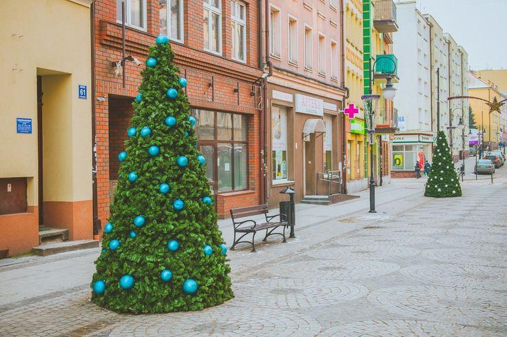 Jak stworzyć wyjątkową choinkę miejską? | Inspirowani Naturą | christmas decor for cities terrachristmas.com