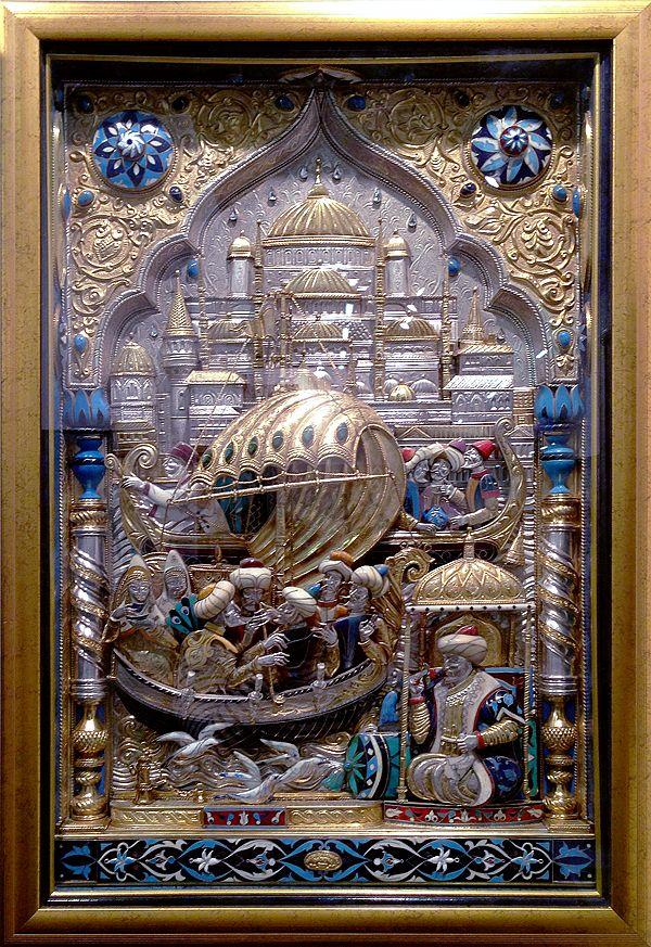 "2014 Art Expo NY | Boris and Alexander Babayan — ""Istanbul"""