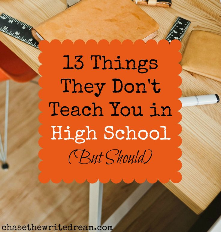 Life skills - Are you prepared for adulthood? Do you know how to do these 13 things they often don't teach you in school?
