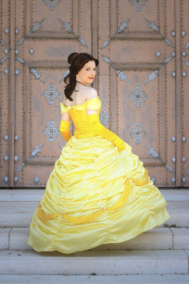 Disney Cosplay Belle