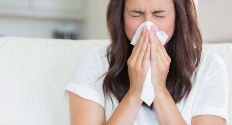 Ansteckung bei Erkältungen