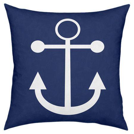 Anchors Away Pillow