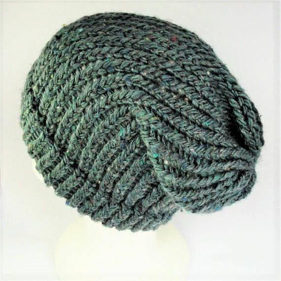 Check out this item in my Etsy shop https://www.etsy.com/uk/listing/513102250/blue-winter-beanie-recycled-yarn-beanie