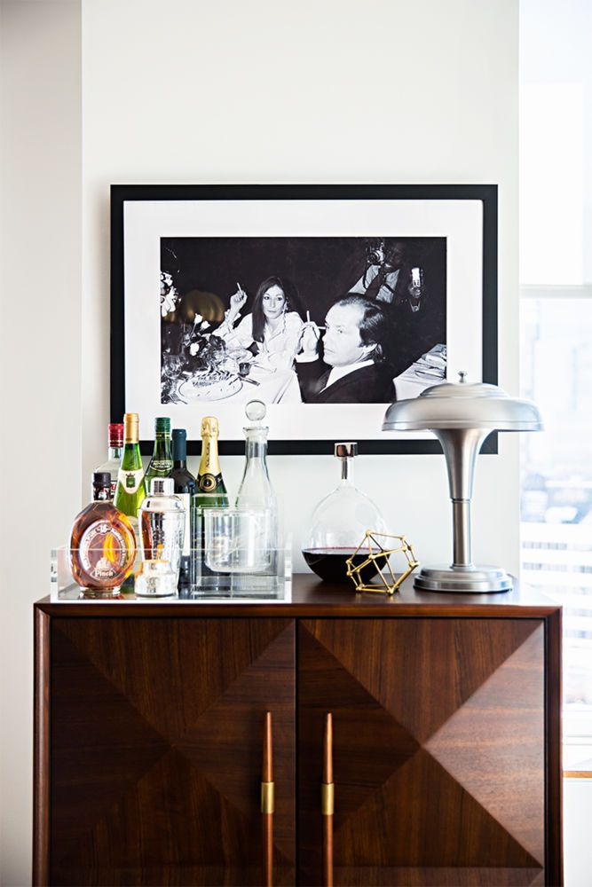 See More Images From The Mitchell Gold + Bob Williams Apartment At 15  William On Domino