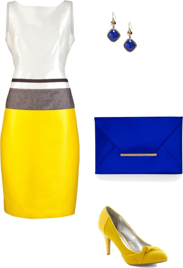 """""""Blue lagoon"""" by gilleastwood on Polyvore"""