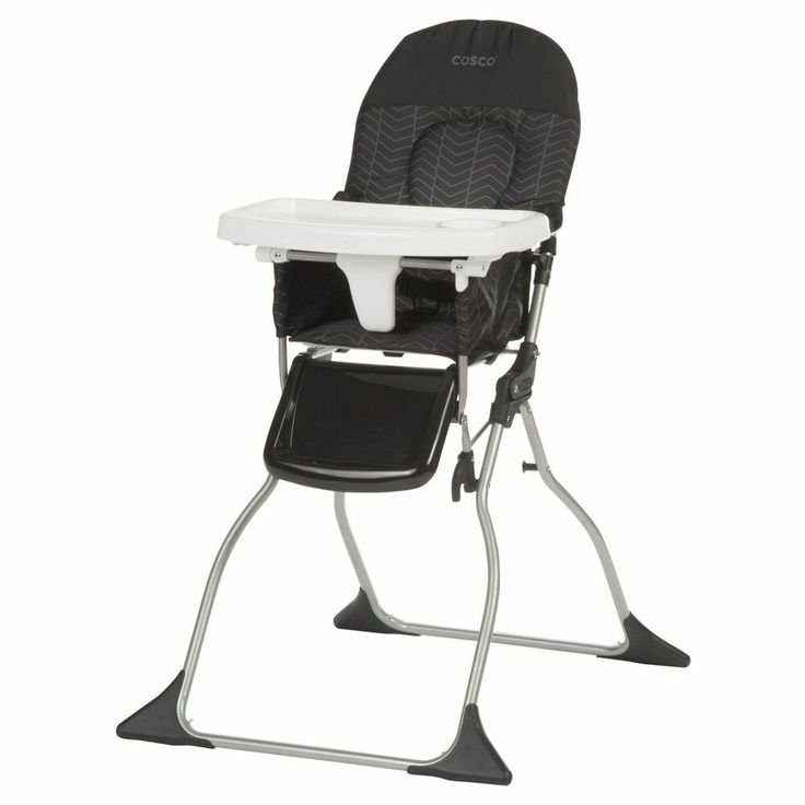 Cosco Simple Fold High Chair Black Arrows #Cosco (With ...