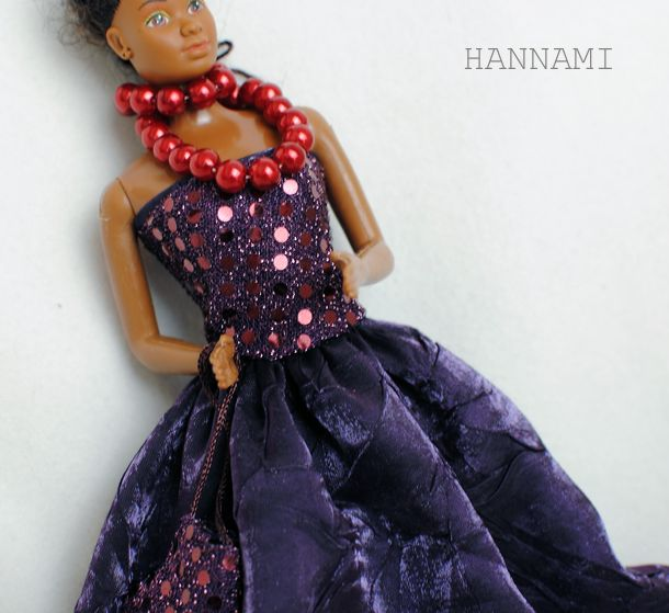 Clothes for barbie doll. Barbien vaatteet. Sewing. Ompelu. DIY