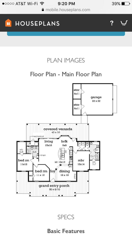 11 best floor plans images on pinterest house floor plans
