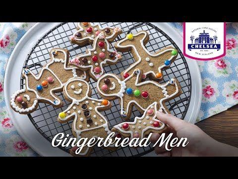 Gingerbread Men Recipe | Chelsea Sugar