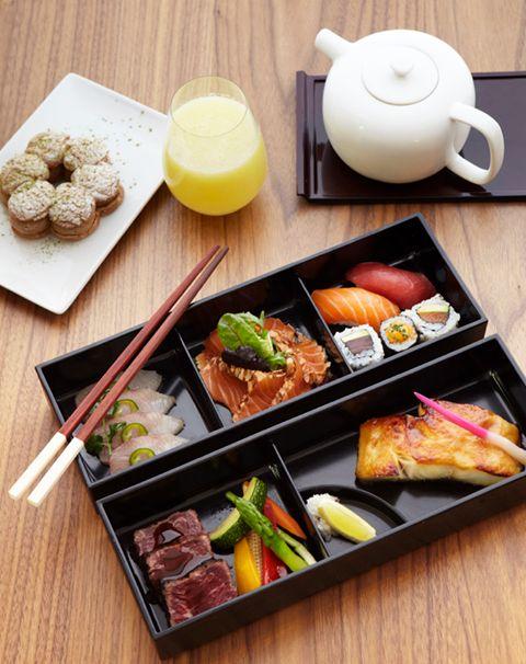 日本人の昼ごはん Japanese food/Lunch