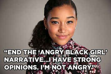 22 Times Amandla Stenberg Was The Ultimate Carefree Black Girl