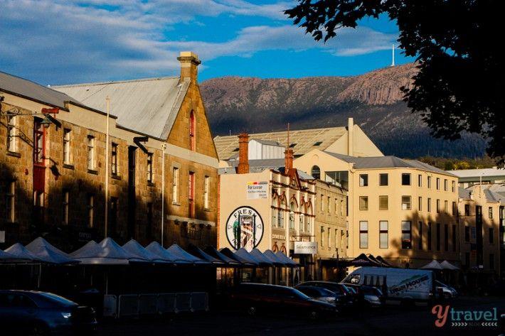 Hobart+Tasmania+Australia | Historical buildings in Hobart, Tasmania, Australia