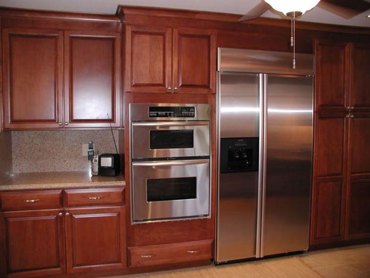 Best 25 Cherry Kitchen Cabinets Ideas On Pinterest Cherry Wood Kitchen Cabinets Cherry