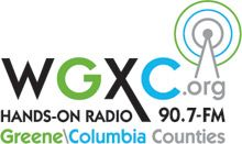 WGXC Community Radio in Greene & Columbia Counties, NY: 90.7-FM