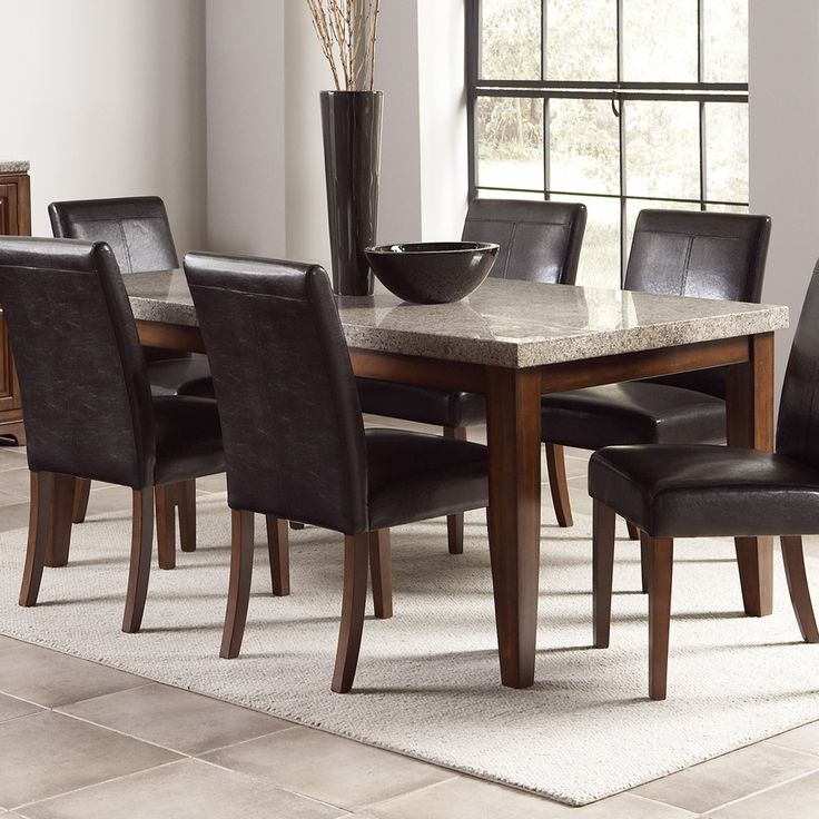 best granite dining table designs