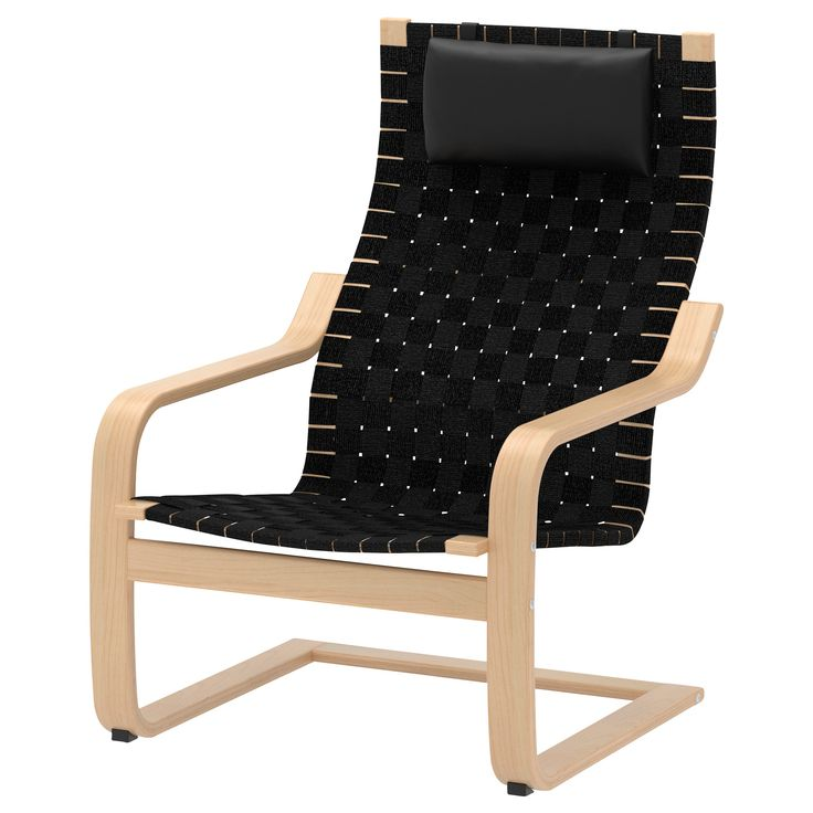 PONG Chair IKEA The Resilience Of A Layer Glued Bentwood Frame Birch Provides Excellent Comfort For Relaxation