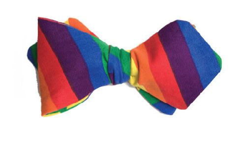 True Colors – Knotty Co Bow Ties