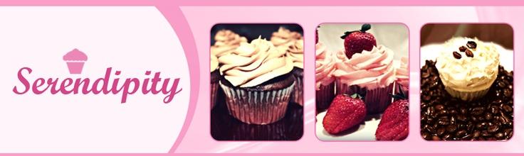 Serendipity Cupcakes: Serendipity Cupcakes, Idea, Cupcake Shops, Tasty Cupcakes, Custom Cupcake