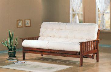 Casual Futon Frame traditional sofas