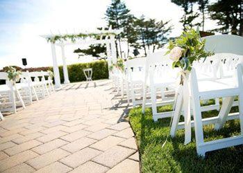 Oceano Hotel & Spa: Half Moon Bay Weddings, Ceremony and Banquets Venues