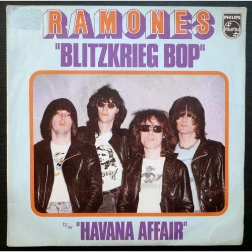 Album covers - ramones