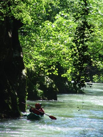 Visit Greece | Rafting in Epirus #watersports #spring #autumn #activities #rafting