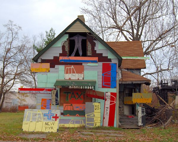 detroit's heidelberg project - why haven't i looked into this yet?