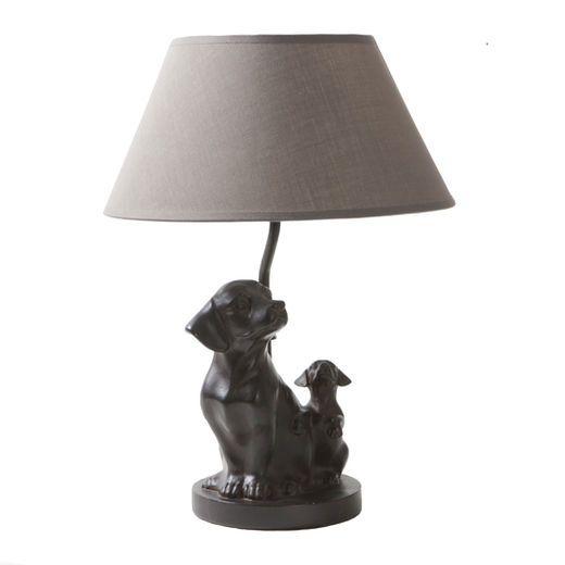 Pöytävalaisin Happy-House Dogs (10401) - Petenkoiratarvike.com verkkokaupasta